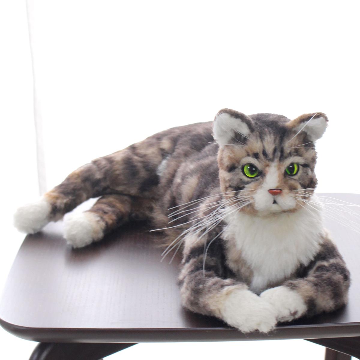 猫 MIX ぬいぐるみ